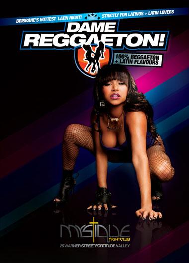 Dame Reggaeton